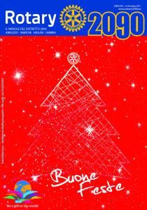 copertina Rotary2090_ DICEMBRE