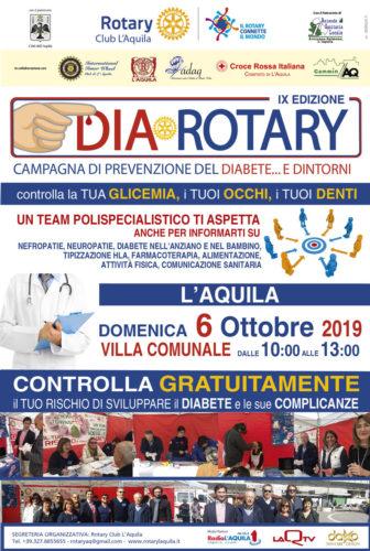 """IX EDIZIONE """"DIA ROTARY"""" 2019"""